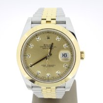 Rolex Datejust 126303 2018 pre-owned