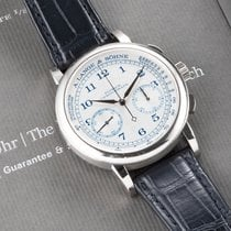 A. Lange & Söhne White gold Manual winding 1815 pre-owned Malaysia, Kuala Lumpur