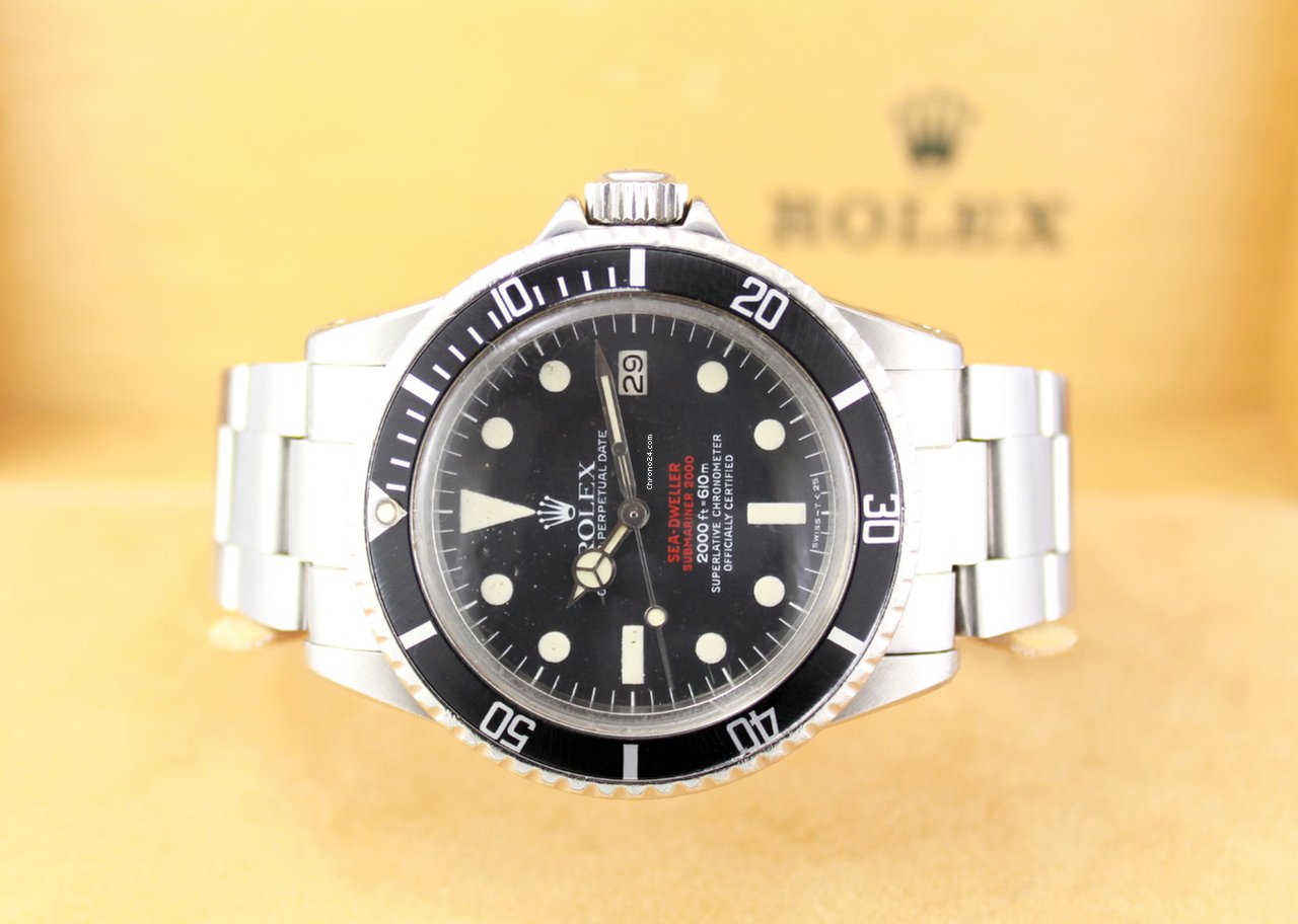 cf790479cd6 Rolex Sea-Dweller - Precios de Rolex Sea-Dweller en Chrono24