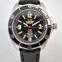 Vostok 41.5mm Automatic new Black