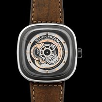 Sevenfriday P2-1 47mm Transparent United States of America, California, San Mateo