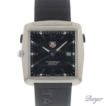 TAG Heuer 36mm Quartz tweedehands Professional Golf Watch Zwart