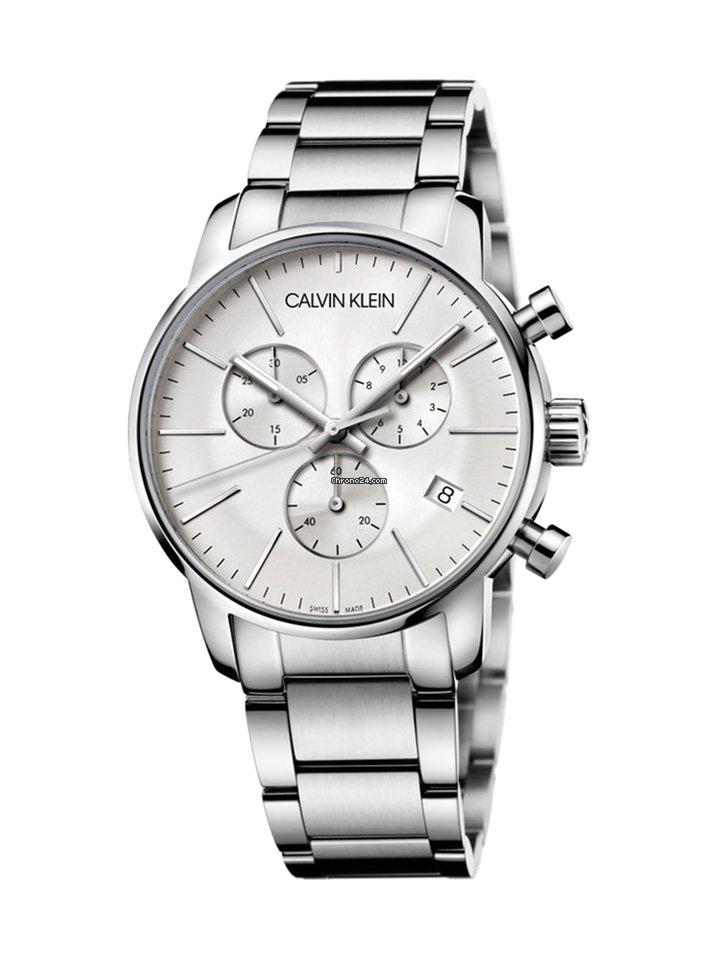 ck Calvin Klein Herrenuhr city Chronograph K2G27146 za 210 € k prodeji od  Trusted Seller na Chrono24 c7ea036a3c