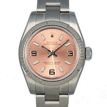 Rolex Oyster Perpetual 26 Acero 26mm Rosa