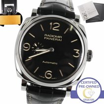 Panerai Radiomir 1940 3 Days Automatic Steel 45mm Black Arabic numerals United States of America, New York, Smithtown