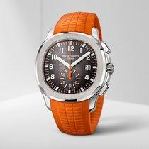 Patek Philippe 5968A-001 Acier 2019 Aquanaut 42.2mm nouveau