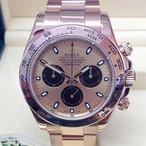 Rolex 116505 Rose gold 2015 Daytona 40mm pre-owned United Kingdom, Wilmslow
