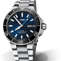 Oris Hammerhead Limited Edition 01 752 7733 4135-07 8 24 05PEB new
