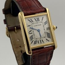 Cartier Tank Louis Cartier Yellow gold 26mm White Roman numerals