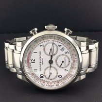 Baume & Mercier Capeland M0A1OO61 Very good Steel 42mm Automatic