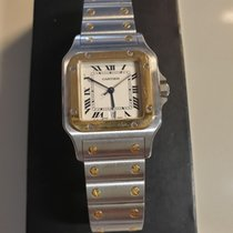 Cartier 1566 Gold/Steel pre-owned