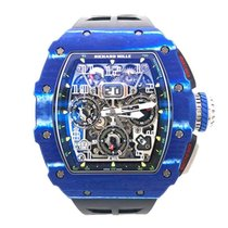 Richard Mille RM 011 Carbon Transparent No numerals United States of America, New York, New York