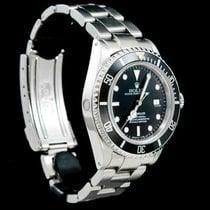Rolex Sea-Dweller 4000 Acier 40mm Noir Sans chiffres Belgique, Brussel