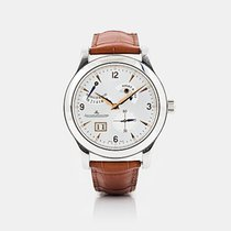 Jaeger-LeCoultre Master Eight Days Zeljezo 41.5mm Srebro