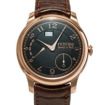 F.P.Journe Octa Rose gold 40mm Black United States of America, Texas, Houston