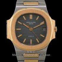 Patek Philippe 3800/1 Gold/Stahl 1983 Nautilus 37mm