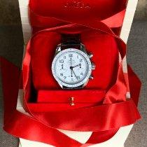 Omega Speedmaster Ladies Chronograph Acier 38mm Blanc Arabes France, Gordes