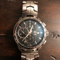 TAG Heuer Link Calibre 16 Steel 43mm Black No numerals United States of America, Florida, 33629