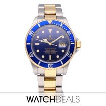 Rolex 16613 Very good Gold/Steel 40mm Automatic