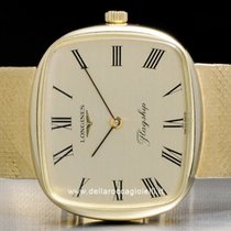 Longines Yellow gold 35mm Manual winding 17544818 pre-owned