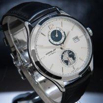 Montblanc Heritage Chronométrie Steel 41mm Silver Arabic numerals