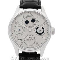 IWC Portuguese Perpetual Calendar 502111 2003 occasion