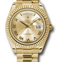 Rolex Day-Date II 218238 2013 occasion