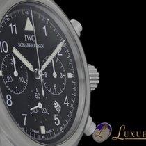 IWC Flieger Chronograph Quartz Edelstahl
