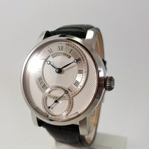 Benzinger Steel 42mm Manual winding Subscription new