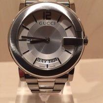 Gucci G-Chrono Сталь 40mm Cеребро