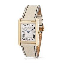 Cartier Tank Louis W1529756 Men's Watch in 18K Yellow Gold
