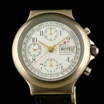 Breil - Chronograph Automatic – Cal Valjoux - Men - 1990-1999