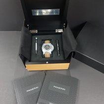 Panerai Luminor 1950 3 Days GMT Power Reserve Automatic Stahl 42mm Schwarz Arabisch Deutschland, Berlin