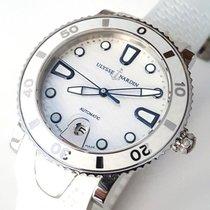 Ulysse Nardin Lady Diver neu Automatik Uhr mit Original-Box und Original-Papieren 8103-101