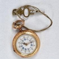 Tasca orologio monachina oro 18 kt 1920 usato