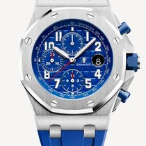 Audemars Piguet 26470ST.OO.A030CA.01 Steel 2020 Royal Oak Offshore Chronograph 42mm new United States of America, New York, New York