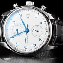 IWC Portuguese Chronograph new 42mm Steel
