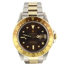 Rolex GMT-Master Gold/Steel Brown United States of America, Florida, Miami