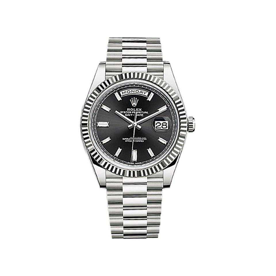 Koupě hodinek Rolex Bílé zlato  df21337565