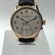 Moritz Grossmann Or rose 41mm Remontage manuel 002.B211 occasion