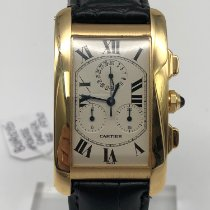 Cartier Tank Américaine occasion 26mm Or jaune
