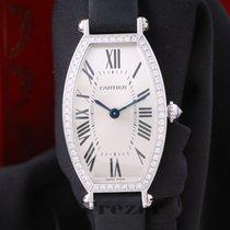Cartier Tonneau pre-owned 39mm White gold