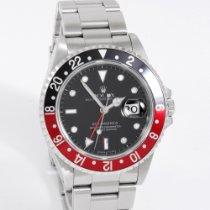 Rolex 16710 Staal 1993 GMT-Master II 40mm tweedehands