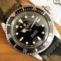 Rolex 5512 Staal 1960 Submariner (No Date) 40mm tweedehands
