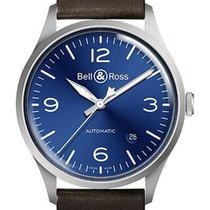 Bell & Ross BR V1 BRV192-BLU-ST/SCA new
