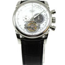 Parmigiani Fleurier Tonda White gold 43mm Silver United States of America, New York, New York