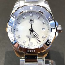 TAG Heuer Aquaracer Lady Steel 27mm Mother of pearl United Kingdom, Leicester