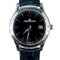 Jaeger-LeCoultre Master Control Date Acero 39mm Negro Árabes