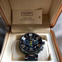 Louis Vuitton Acier 44mm Remontage automatique Q114K0 nouveau