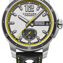 Chopard Grand Prix de Monaco Historique Titanium 44.5mm Silver Arabic numerals United States of America, California, Moorpark
